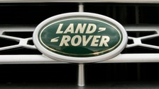 Land Rover win award