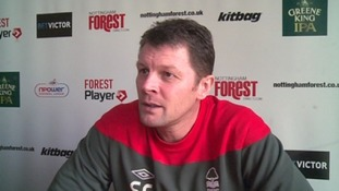 Steve Cotterill speaking to ITV Central last season