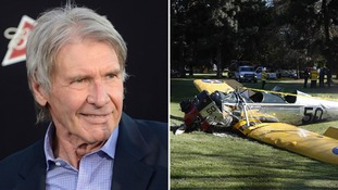 Harrison Ford 'battered, but OK' after plane crash