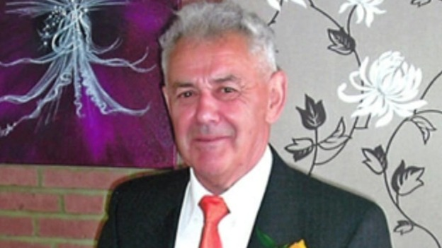 Hungarian Karoly Varga, known as 'Charlie', was found dead at his home in Wellingborough last year