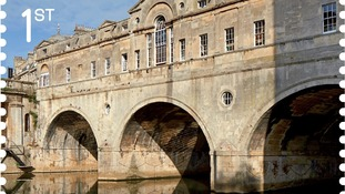 Pulteney Bridge, River Avon, Bath