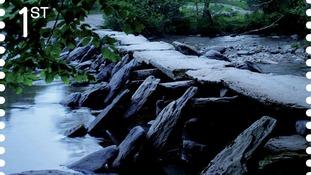 Tarr Steps, River Barle, Exmoor