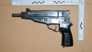Czech Skorpion gun