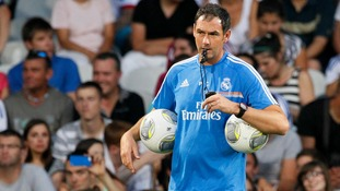 Paul Clement - the former PE teacher at Real Madrid setting his sights on the Premier League