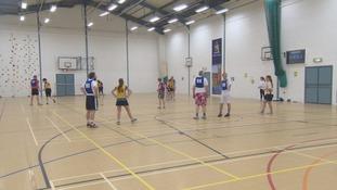 24 hour netball challenge