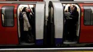 Tube strike begins at 9:30pm