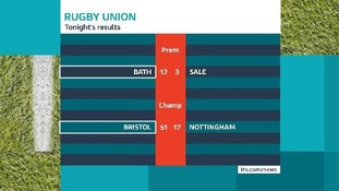 Rugby result