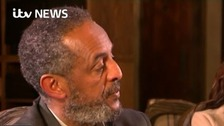 Abase Hussein speaks of his anger towards the police