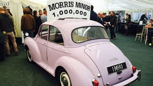 One millionth Morris Minor