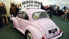 One millionth Morris Minor