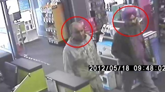 Officers want to speak to the men pictured to help with their enquiries.