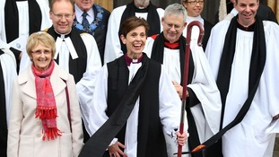 Libby Lane was consecrated as the eighth Bishop of Stockport at York Minister.