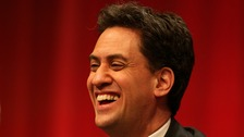 Miliband: Labour would make leaders' debates permanent.