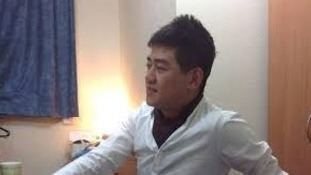 Hull University student Yue Wenchao was a passenger on  missing flight MH370