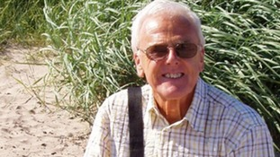 Russell Ward has been missing on a Greek island for over a month.