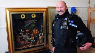 PC Andy Hocking who died on Sunday