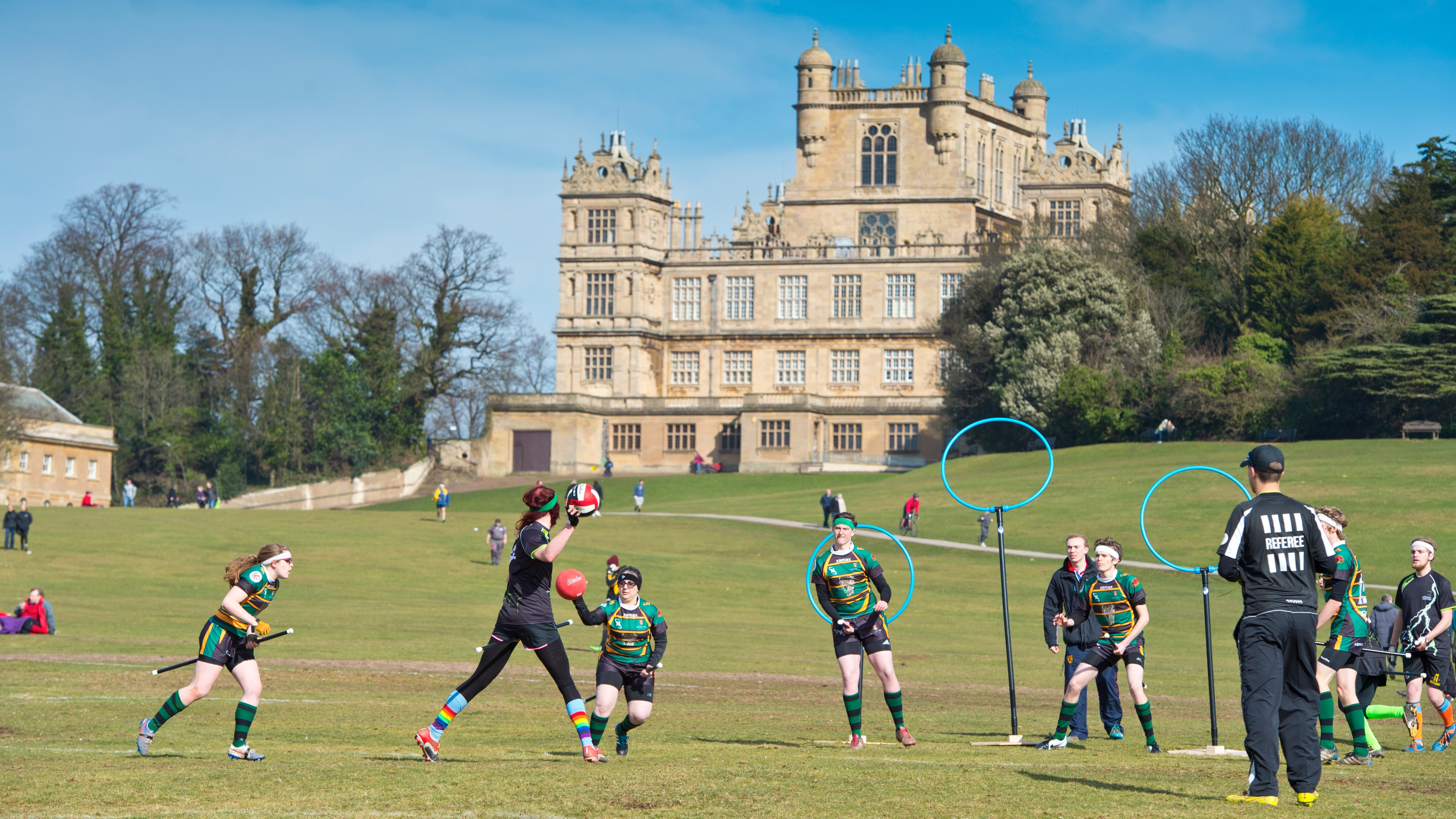 Image result for quidditch nottingham