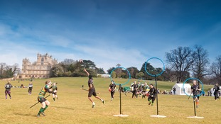 The UK's biggest ever Quidditch tournament