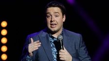 Comedian Jason Manford spoke to Radio Times magazine.