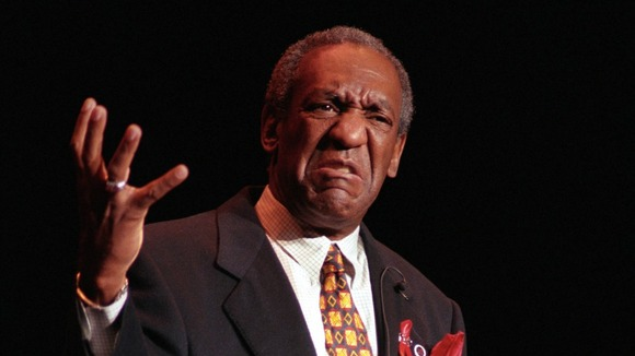 Bill Cosby in concert at the Royal Albert Hall in London.