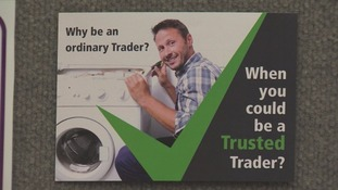 The Trusted Trader scheme is proving popular.