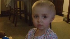 Freya Bevan's family thank supporters as she starts treatment