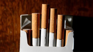 MPs set to vote on introducing plain cigarette packaging.