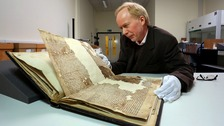 WW2 plan to 'give Magna Carta to the US' revealed.