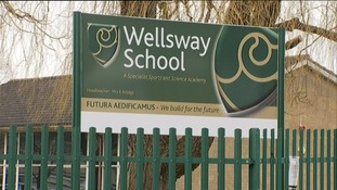 Wellsway School in Keynsham