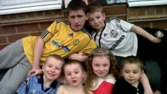 Brother of children killed in Derby house fire ...