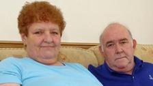 Bob and Patricia Seddon