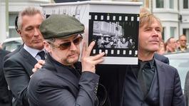 Funeral of Visage singer Steve Strange held in Porthcawl