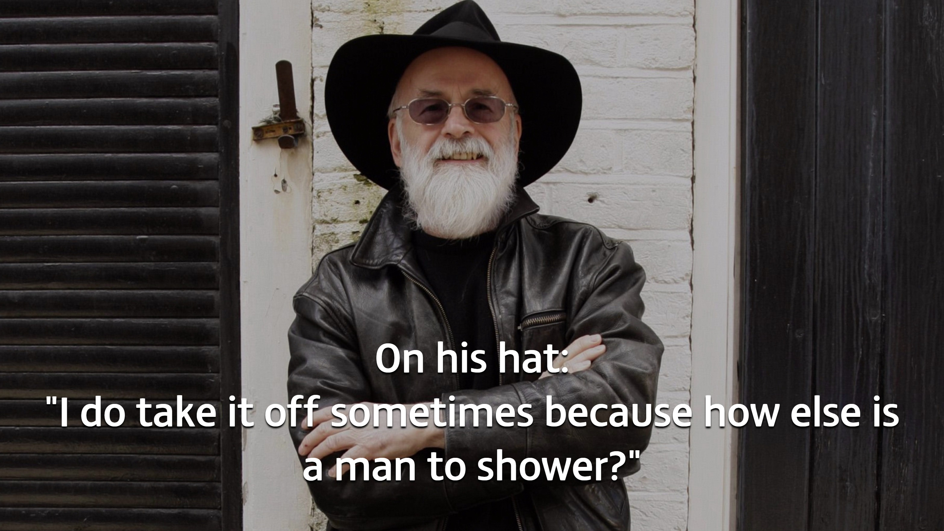 Terry Pratchett  Wikipedia