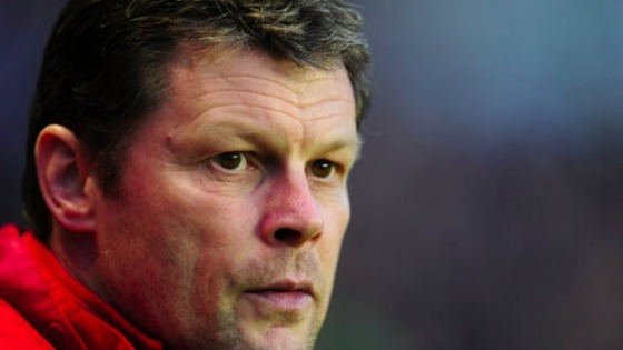 Cotterill 'disappointed' by Forest sacking
