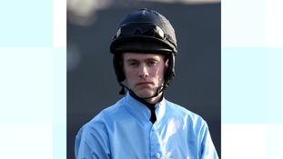 Jockey Tom Weston