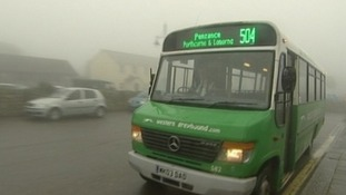 Uncertainty over bus company's future