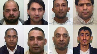 A gang of Asian men were jailed in 2012 for grooming girls as young as 13.