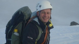Steve Barber, 47, was killed in an avalanche in the French Alps on Thursday.