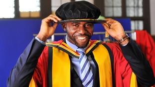 Fabrice Muamba Degree