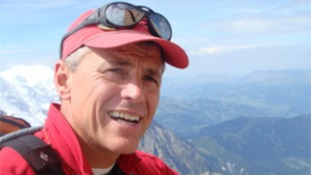 Roger Payne, who was killed in an avalanche in the French Alps.