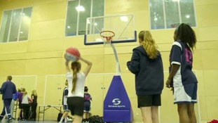 Derby basketball club launch project to get girls involved