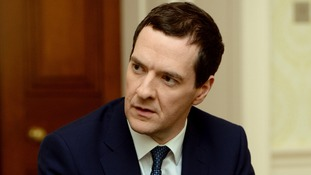 Osborne: 'We still need to make difficult decisions'.