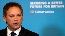 Conservative chairman Grant Shapps.