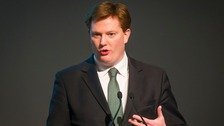 Chief Secretary to the treasury Danny Alexander.