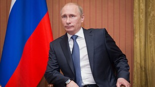 Russia's President Putin to return after 10 day absence.