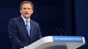 Conservative Party chairman Grant Shapps 'over firmly' denied having a second job he said today