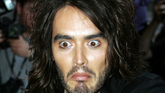 Russell Brand: Arrest warrant issued