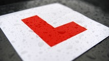 Driving test fees will go up.