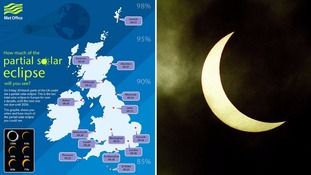 Solar eclipse 2015: Will cloud spoil the view for Brits?