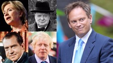 Grant ShappsGrant Shapps' 'over firm' denial joins famous political euphemisms